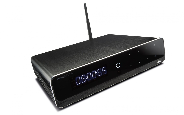 DLNA- / Netzwerk- Clients / Server / Player HiMedia Q10Quad im Test, Bild 1