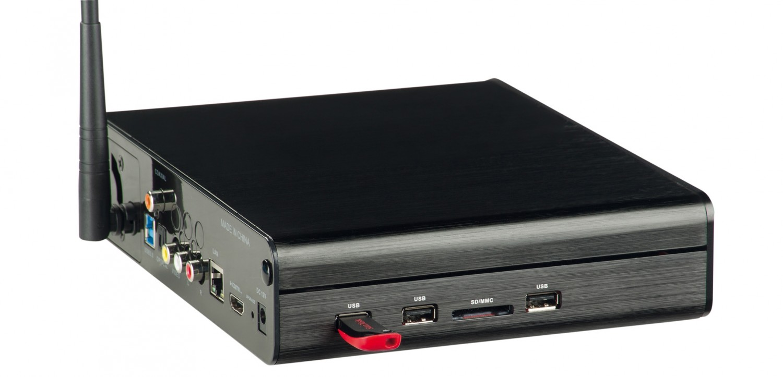 DLNA- / Netzwerk- Clients / Server / Player HiMedia Q10Quad im Test, Bild 3