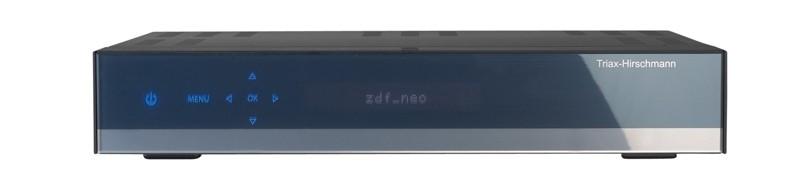 Sat Receiver mit Festplatte Hirschmann S-HD990 im Test, Bild 1