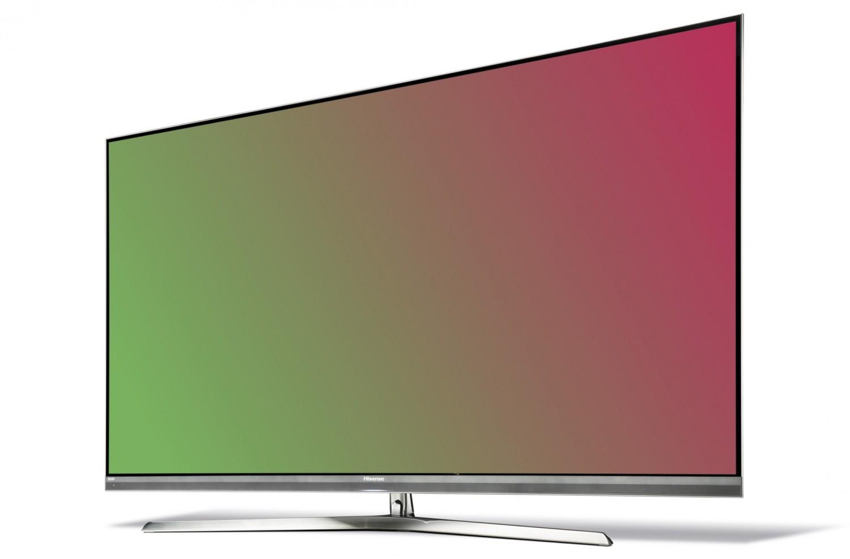 Fernseher Hisense H55NU8700 im Test, Bild 1