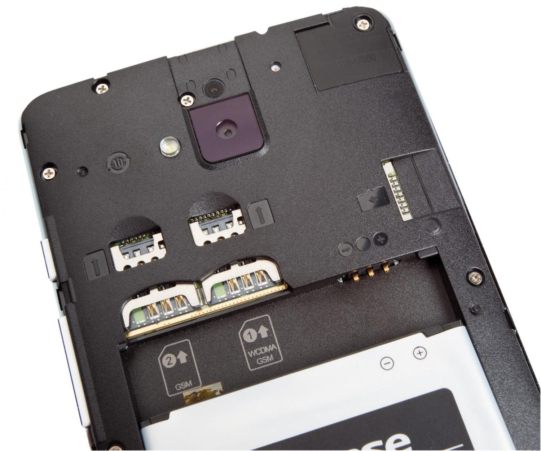 Smartphones Hisense HS-U980 im Test, Bild 3