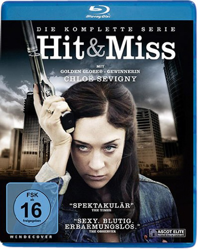 Blu-ray Film Hit & Miss (Ascot) im Test, Bild 1