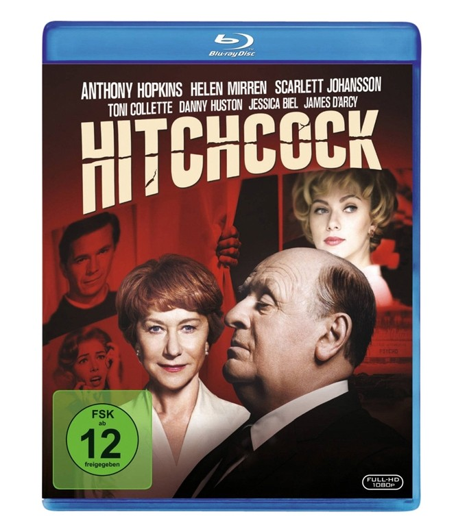 Blu-ray Film Hitchcock (Fox) im Test, Bild 1