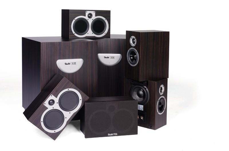 test lautsprecher surround teufel system 5 thx select 2. Black Bedroom Furniture Sets. Home Design Ideas