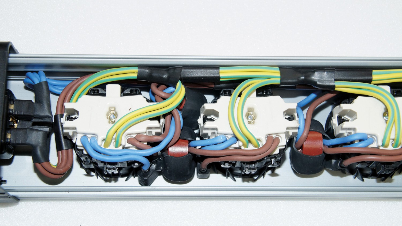 Netzleisten HMS Energia MKII im Test, Bild 2