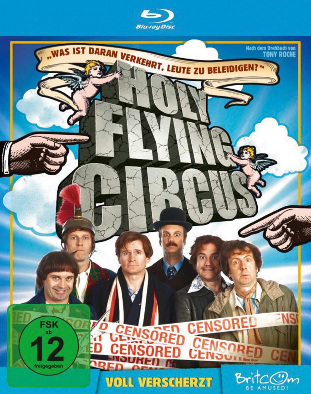 Blu-ray Film Holy Flying Circus – Voll verscherzt (Polyband) im Test, Bild 1