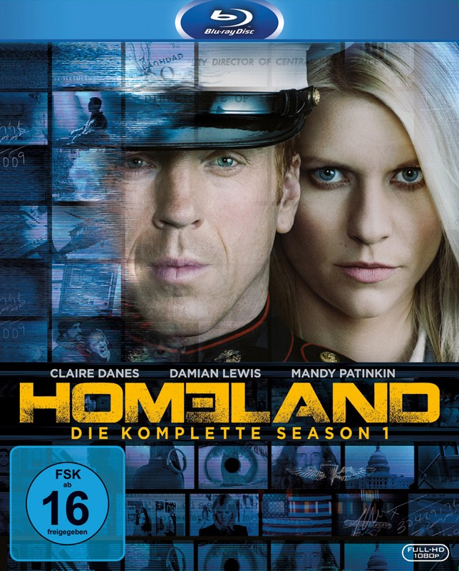 Blu-ray Film Homeland – Season 1 (Fox) im Test, Bild 1