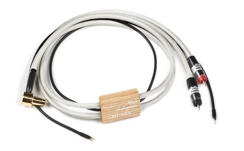 Phonokabel Horn Audiophiles Odin, Horn Audiophiles Hugin/Munin im Test , Bild 5