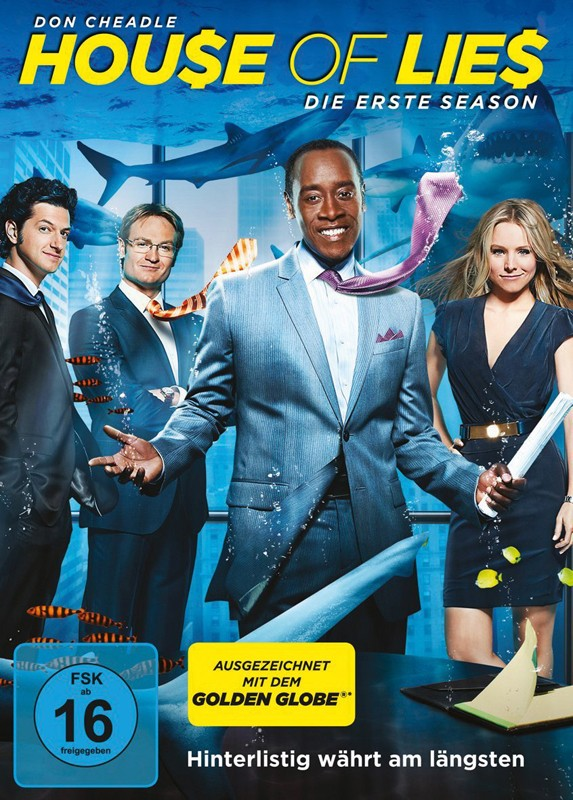 DVD Film House of Lies – Season 1 (Paramount) im Test, Bild 1