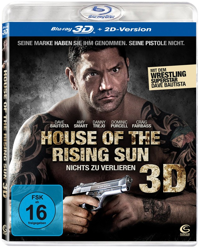 Blu-ray Film House of the Rising Sun (Sunfilm) im Test, Bild 1