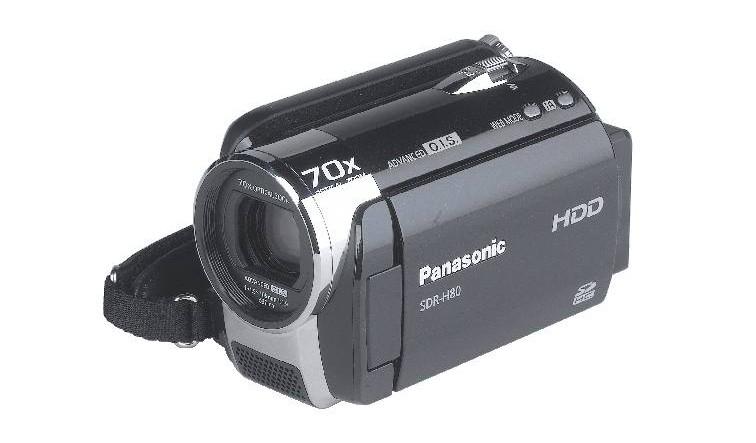 Camcorder Panasonic SDR-S26 im Test, Bild 6