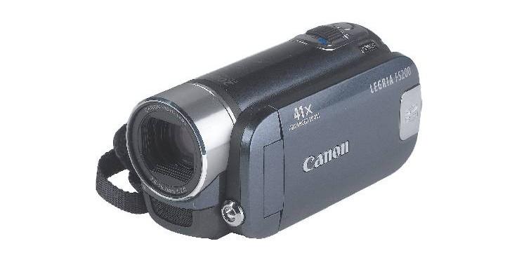 Camcorder Canon Legria FS200 im Test, Bild 2