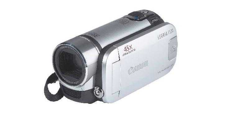 Camcorder Canon Legria FS20 im Test, Bild 10