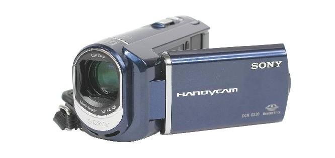 Camcorder Sony DCR-SX30 im Test, Bild 8