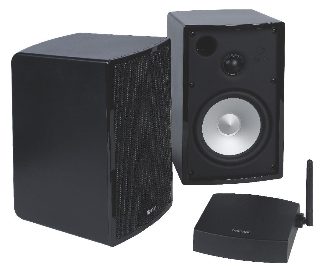 test lautsprecher stereo magnat interior wireless sehr gut. Black Bedroom Furniture Sets. Home Design Ideas