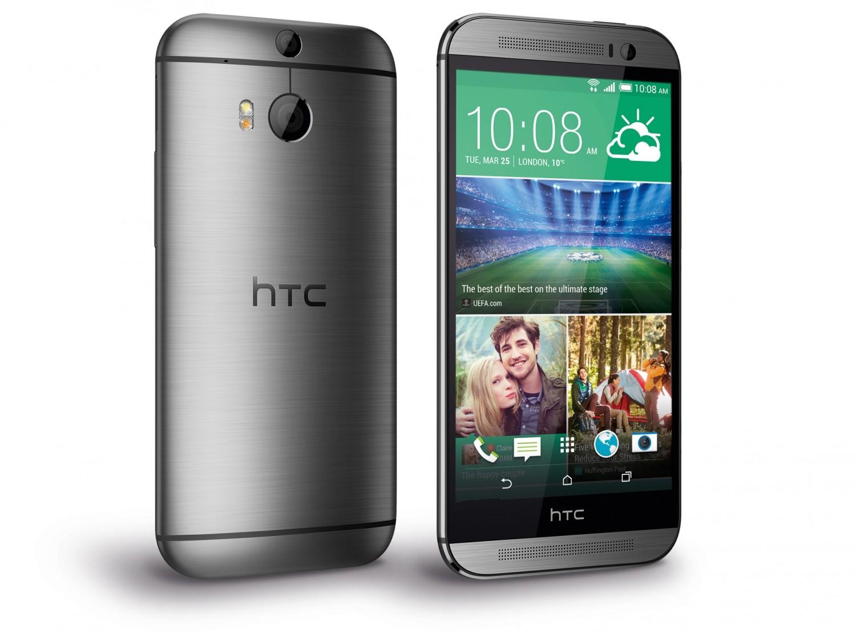 Smartphones Htc One M8 im Test, Bild 1
