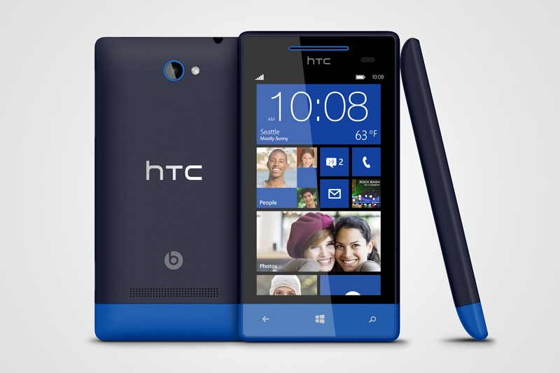 Smartphones Htc Windows Phone 8S im Test, Bild 1