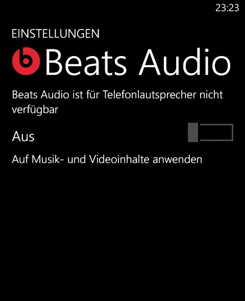 Smartphones Htc Windows Phone 8S im Test, Bild 3