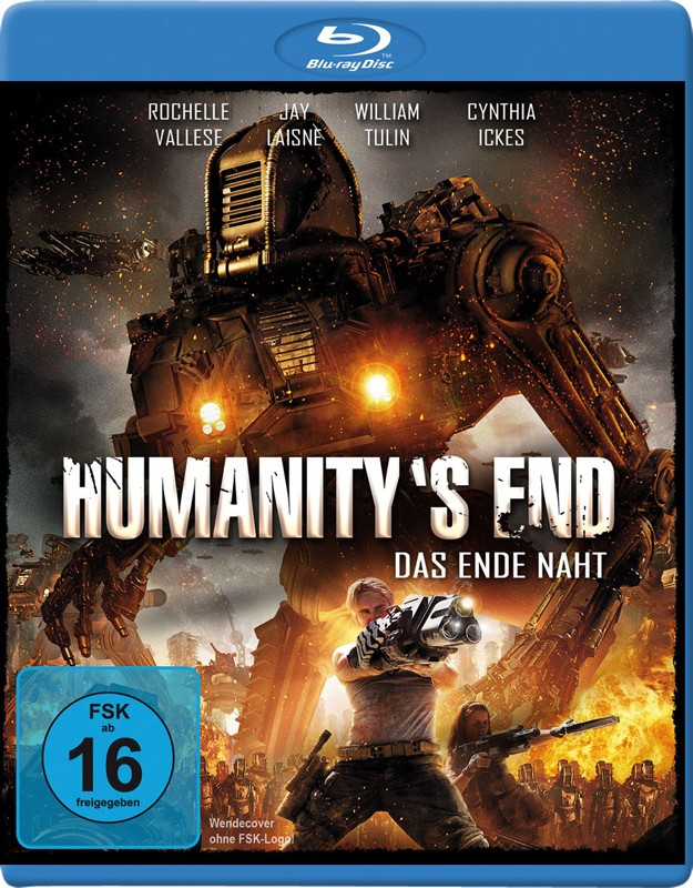 Blu-ray Film Humanitys End (New KSM) im Test, Bild 1