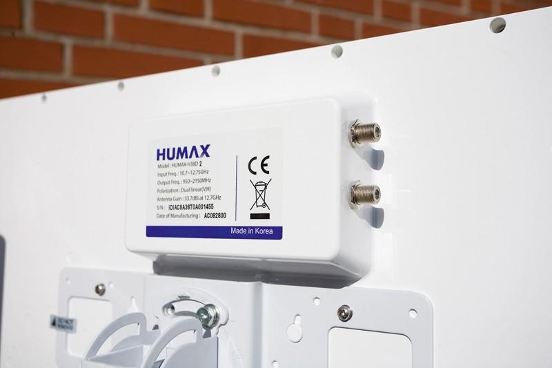 Sat-Anlagen Humax H38D2 im Test, Bild 2