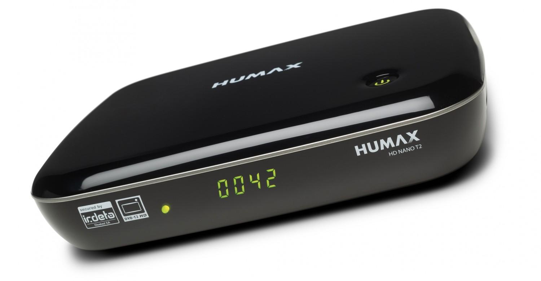 DVB-T Receiver ohne Festplatte Humax HD NANO T2 im Test, Bild 1