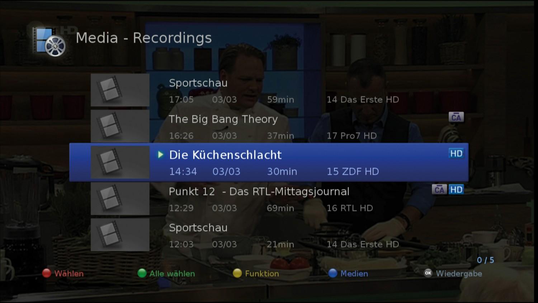DVB-T Receiver ohne Festplatte Humax HD NANO T2 im Test, Bild 5