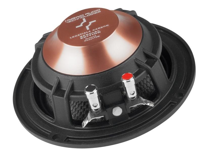 Car-HiFi-Lautsprecher 16cm Hybrid Audio L6SE Carbon/L1pro im Test, Bild 2