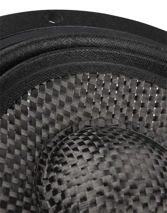 Car-HiFi-Lautsprecher 16cm Hybrid Audio L6SE Carbon/L1pro im Test, Bild 8