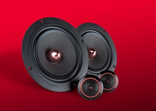 Car-HiFi-Lautsprecher 16cm Hybrid Audio L6SE/L1proR2 im Test, Bild 1