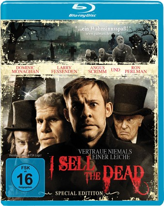 Blu-ray Film I Sell the Dead (Splendid) im Test, Bild 1