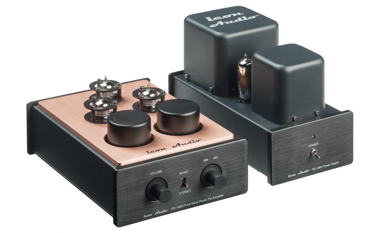 Phono Vorstufen Icon Audio PS1 MKII im Test, Bild 3