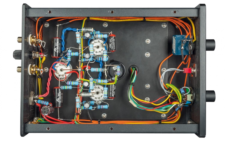 Phono Vorstufen Icon Audio PS1 MKII im Test, Bild 4