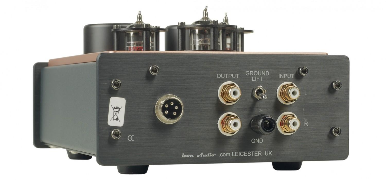 Phono Vorstufen Icon Audio PS1 MKII im Test, Bild 6