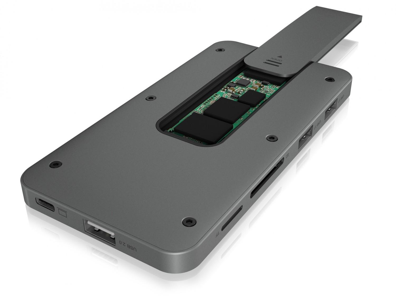 Zubehör Tablet und Smartphone Icybox DK2107M-C im Test, Bild 2