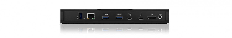 Zubehör Tablet und Smartphone Icybox IB-DK2701-TB3 USB Type-C DockingStation im Test, Bild 3