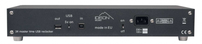D/A-Wandler Ideon Audio Ayazi Mk 2, Ideon Audio 3R Master Time, Ideon Audio Renaissance Mk2 im Test , Bild 5