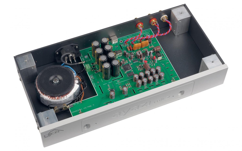 D/A-Wandler Ideon Audio Ayazi Mk 2, Ideon Audio 3R Master Time, Ideon Audio Renaissance Mk2 im Test , Bild 7