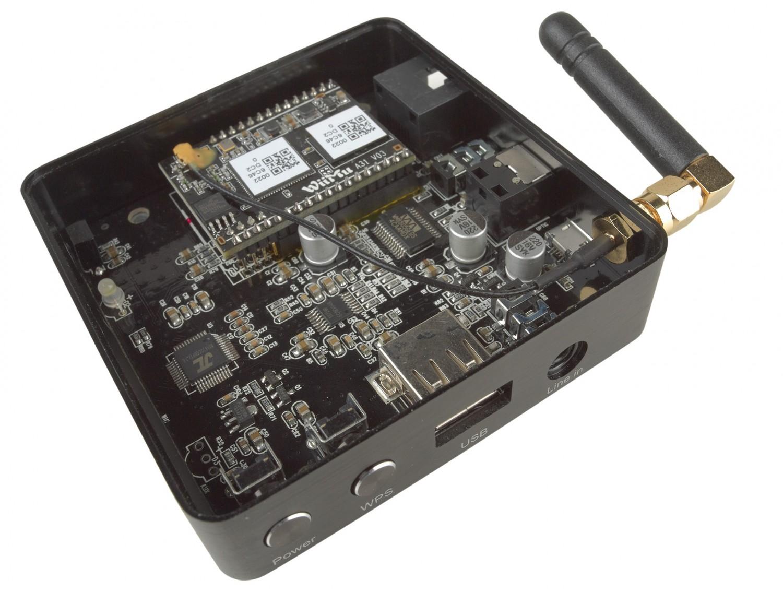 DLNA- / Netzwerk- Clients / Server / Player iEast M30 Pro im Test, Bild 6