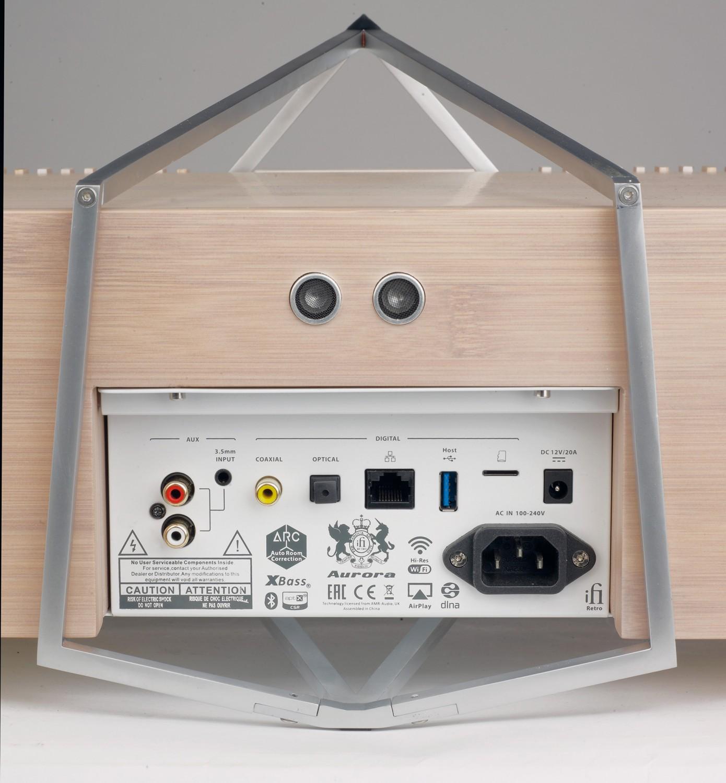 Musiksystem iFi Aurora im Test, Bild 4
