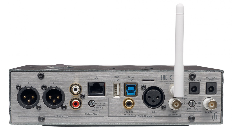 Streaming Client iFi Pro iDSD im Test, Bild 12