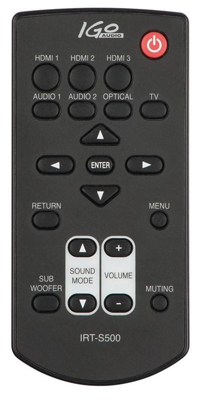 Soundbar iGo Audio HAV-R400G im Test, Bild 3
