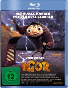 Blu-ray Film Igor (Highlight) im Test, Bild 1