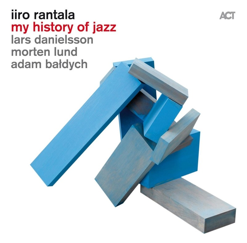 Download Iiro Rantala - My History of Jazz (ACT) im Test, Bild 1