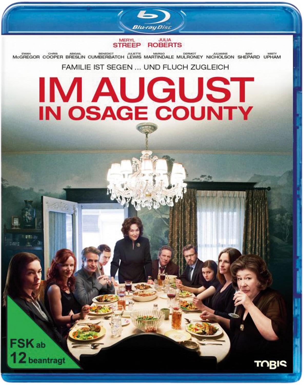 Blu-ray Film Im August in Osage County (Tobis) im Test, Bild 1