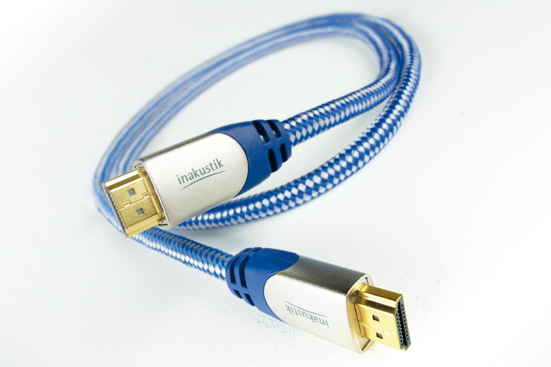 HDMI Kabel In-Akustik Premium HDMI im Test, Bild 1