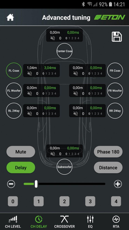 In-Car Endstufe 4-Kanal Eton Mini 150.4 DSP im Test, Bild 4