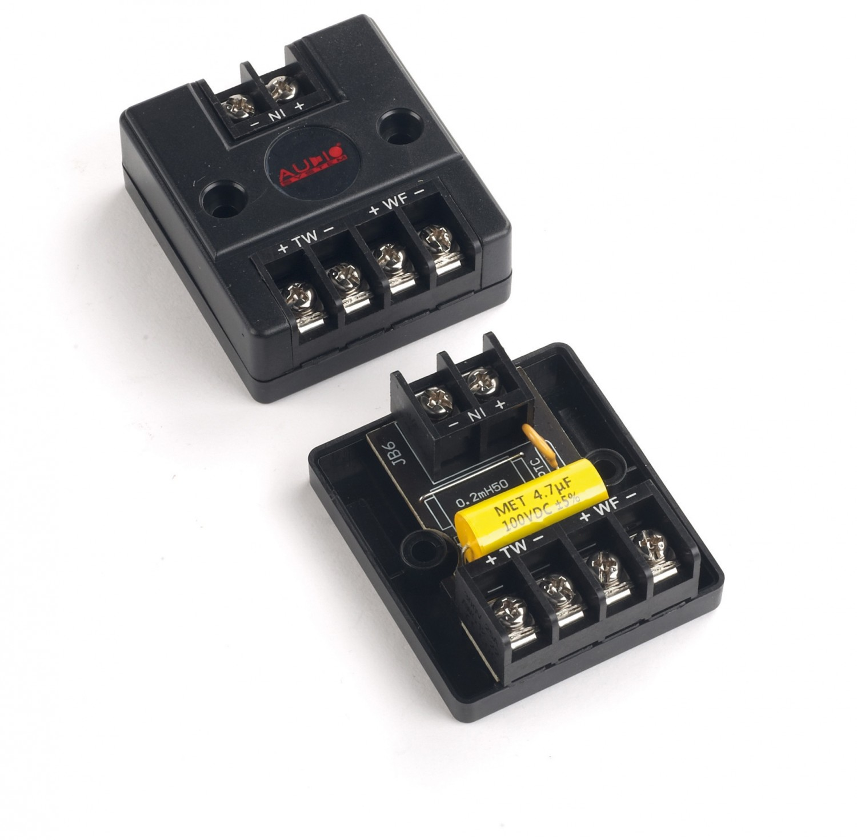 In-Car-Lautsprecher 16cm Audio System Carbon 165 im Test, Bild 5