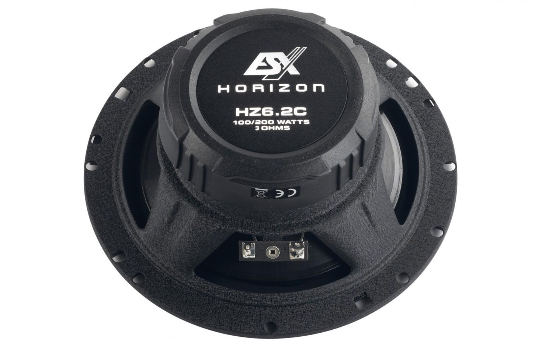 In-Car-Lautsprecher 16cm ESX HZ6.2C im Test, Bild 7