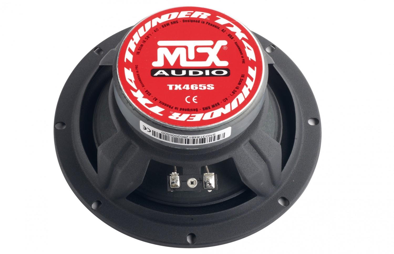 In-Car-Lautsprecher 16cm MTX Audio TX465S im Test, Bild 12