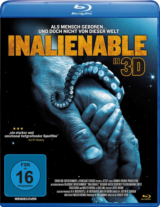 Blu-ray Film InAlienable 3D (Infopictures) im Test, Bild 1